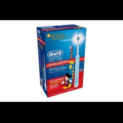 Электрическая зубная щетка для детей браун купить