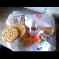 Печенье мария вкусное