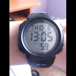 часы skmei 1068 инструкция