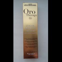 oro therapy краска для волос палитра