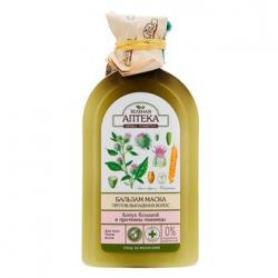 Зелёная аптека шампунь против выпадения волос отзывы