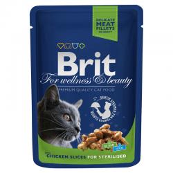 Brit для котов отзывы