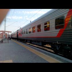 Ходят ли поезда с москвы до харькова
