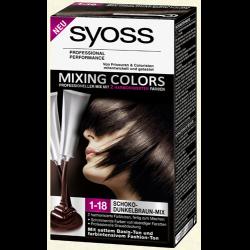 Краска для волос горький шоколад фото