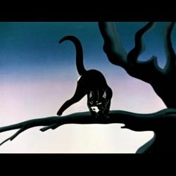 кот который гуляет сам по себе мультфильм смотреть