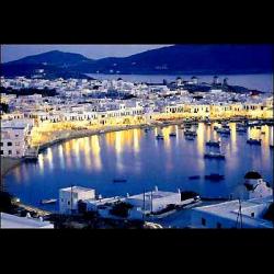 Остров миконос и отдыхающие геи