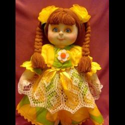 Своими руками кукла мешочница