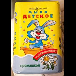 Невская косметика детское мыло ромашка