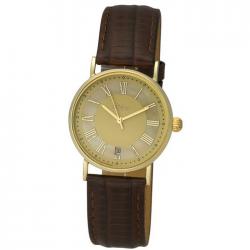 384b2f752d5a Отзыв о Мужские золотые часы Platinor