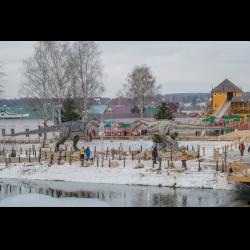 Юркин парк киров где находится