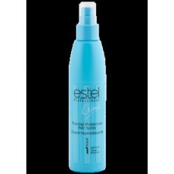 Estel спрей-термозащита для волос легкая фиксация airex