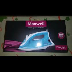 Утюг Maxwell
