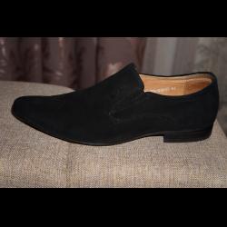 фото туфли мужские замшевые