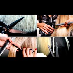 Полировку волос чем делают
