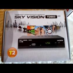 Инструкция sky vision t2603