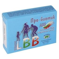 лбб лакто и бифидобактерии инструкция