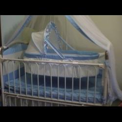 Кроватка геоби
