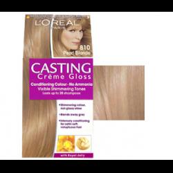 Перламутровый русый краска для волос