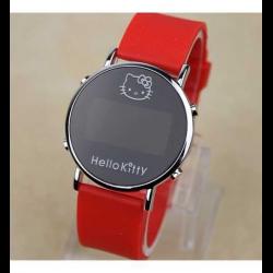 Отзыв о Детские наручные электронные часы Hello Kitty  51d4d8ec3fa88