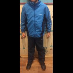 Отзывы о Спортивный костюм Demix boy training 28b696f7424