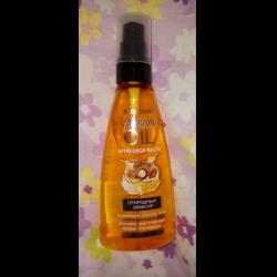 Ополаскивание волос с эфирным маслом апельсина