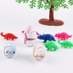 Яйца динозавров игрушки