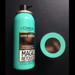 Тонирующий спрей для волос лореаль