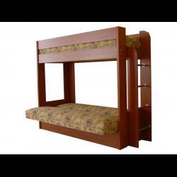 отзывы о двухъярусная кровать с диван кроватью боровичи мебель