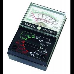 мультиметр стрелочный yx 1000a инструкция