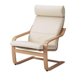 отзывы о кресло Ikea поэнг