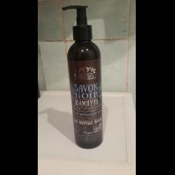 Шампунь planeta organica savon noir для жирных волос