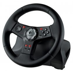 скачать драйвер на logitech formula vibration feedback wheel