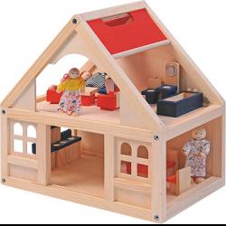 Кукольный домик: пирамида