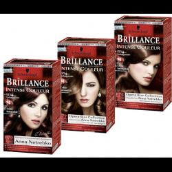 Краска для волос бриллиант палитра