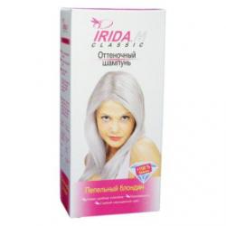 Оттеночные шампуни для волос ирида купить