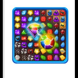 игра самоцветы или кристаллы скачать на компьютер - фото 7