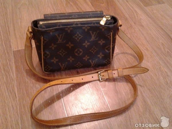 6bcf3b51dfa4 Отзыв о Женские сумки Louis Vuitton | неубиваемое качество