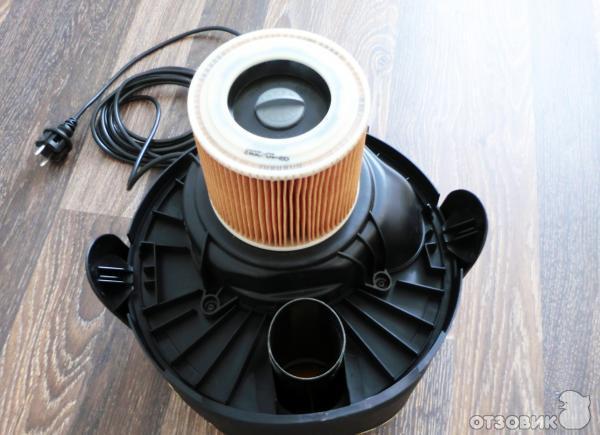 отзыв о пылесос Karcher Wd 2 250 хороший хозяйственный