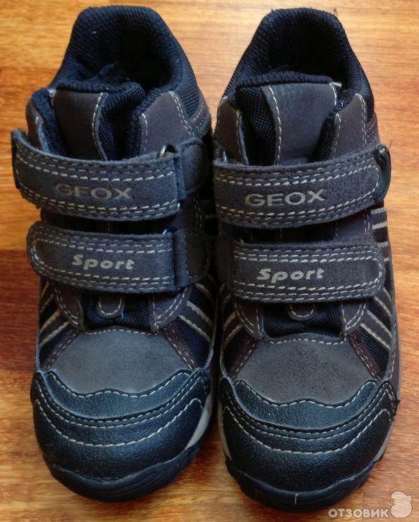 9d13d884d Отзыв о Детская обувь Geox | обувка с дырявой подошвой: дышит ли? не ...