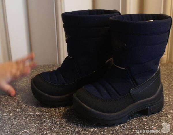 f7e67f885 Отзыв о Детские валенки КУОМА | Какую обувь купить ребенку на зиму ...