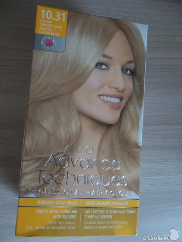 Краска для волос avon отзыв купить косметика mac реплика