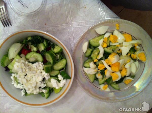 Салаты при диете кима протасова
