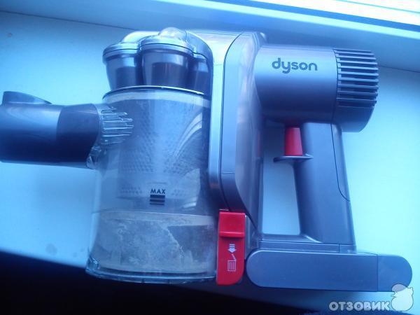 Разобрать пылесос dyson dc45 электровеник дайсон dc62