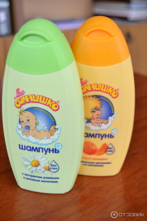 Картинки детские шампуни
