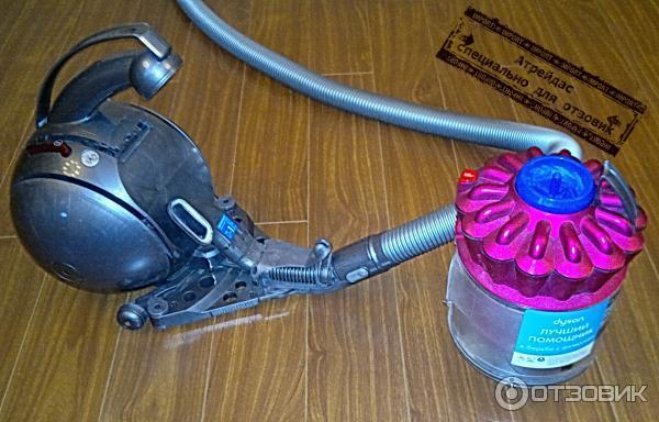 Как мыть пылесос дайсон dc37 dyson dc 07
