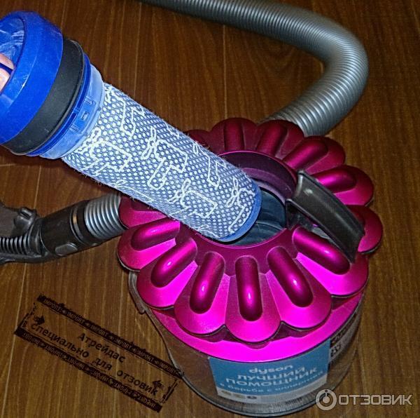 как чистить пылесос дайсон dc37