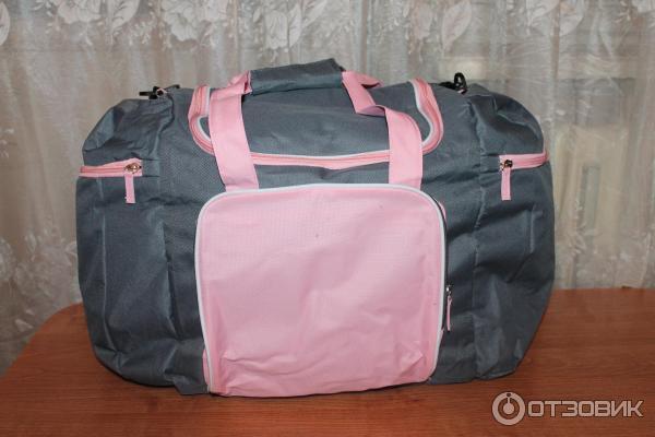 2c7577e3ef3e Отзыв о Спортивная сумка Yves Rocher | Качество ужасное, да и ...