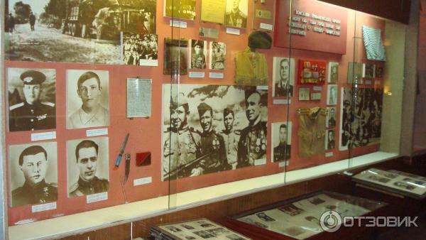 картинка музея боевой славы в полоцке можете