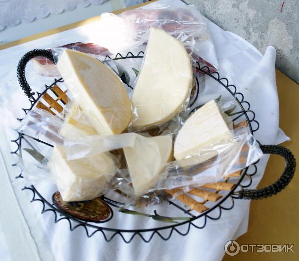 Негушский сыр фото
