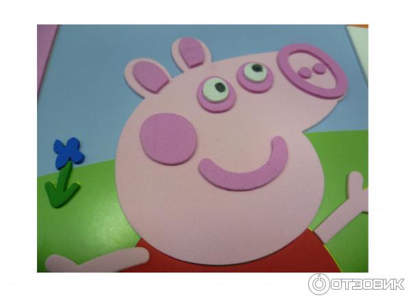 кнопках аппликации свинки пеппы фото фотошедевр любых
